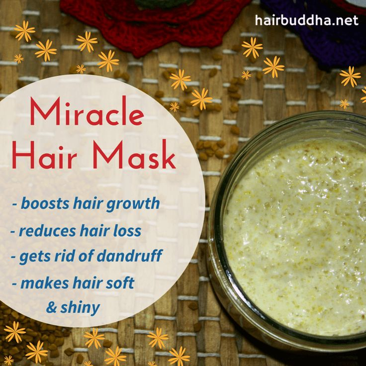 Are you looking for natural remedy for hair loss, faster hair growth & dandruff, try this hair mask. It contains only yogurt & fenugreek,