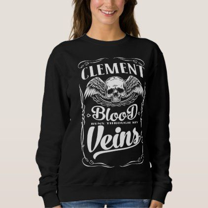 Team CLEMENT - Life Member T-Shirts - cyo customize create your own #personalize diy