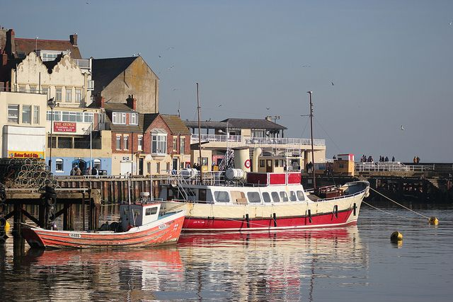 Bridlington Harbour, East Yorkshire