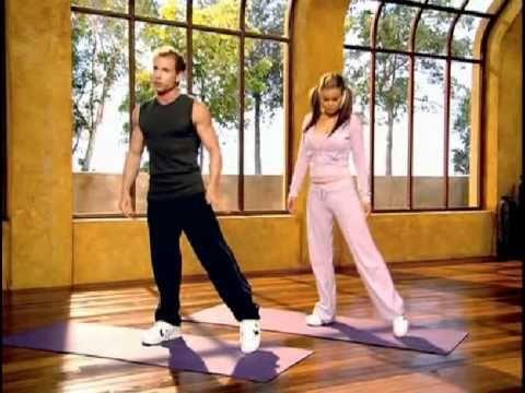 Carmen gym workout and dildo 6