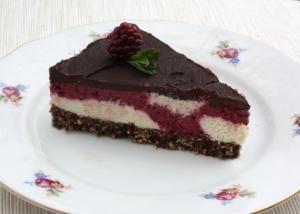 Originálna ovocná RAW torta