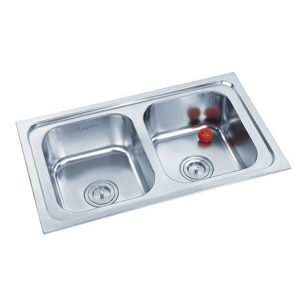 Buy Double Sink 319 in Sinks through online at NirmanKart.com