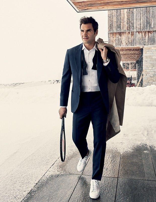 Roger Federer (Foto: Craig McDean)