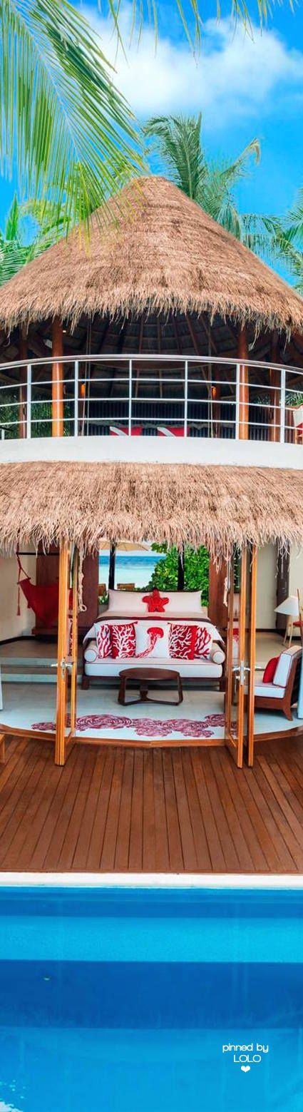 W Retreat, Maldives   LOLO❤︎