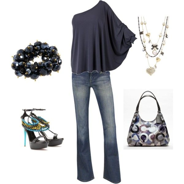 Outfit: Womens Handbags, Fashion, Style, Night Outfit, Cute Outfits, One Shoulder, Women'S Handbags, Top