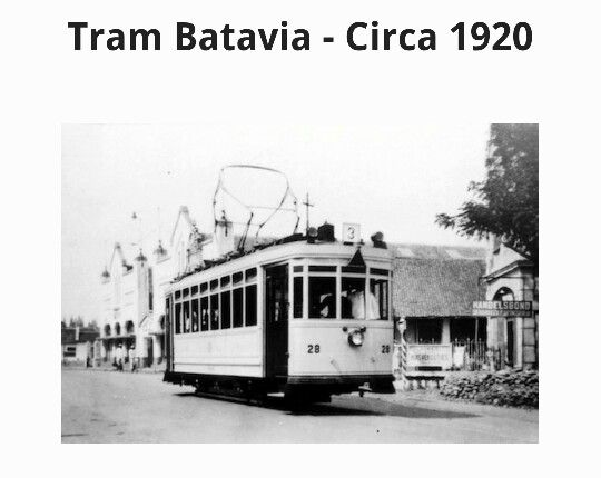 Tram Batavia