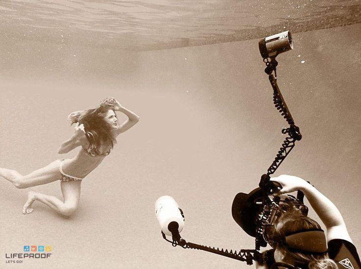 From Triathlete Magazine's 2012 underwater swim shoot... on newsstands now!