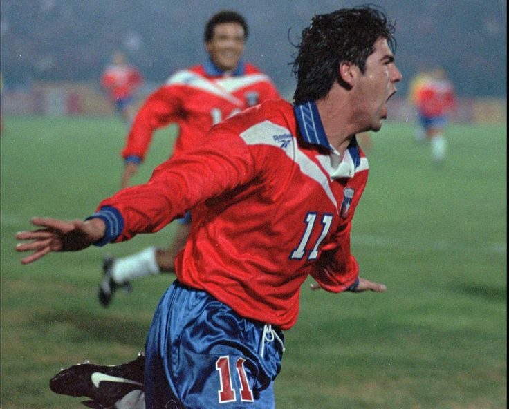 Marcelo Salas - Chile
