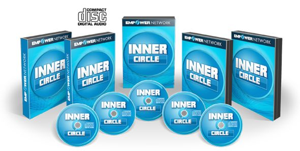 Inner Circle Membership product display from Empower Network, found on EmpowerNetworkBuzz.com.    The Inner Circle is your daily audio source.