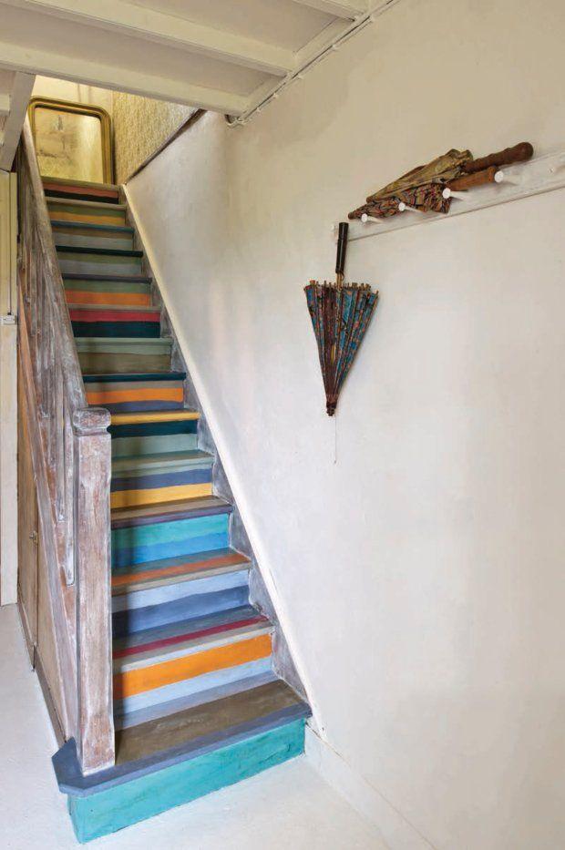 Zdjęcie numer 17 w galerii - Niezwykły, sielski dom Annie Sloan, kreatorki światowej marki farb do mebli