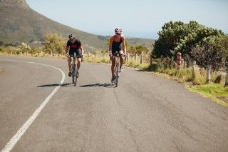bike workouts: 95% and 105% intervals