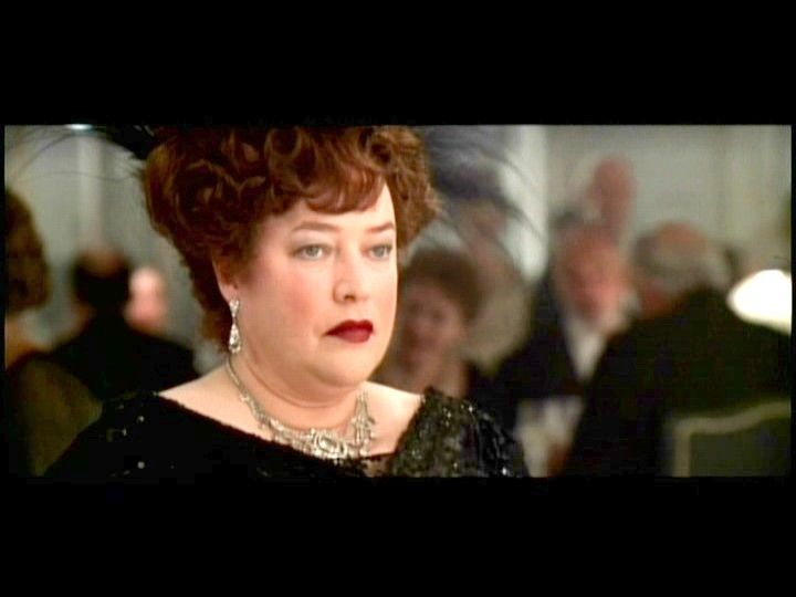 Kathy Bates in Titanic movie | WATCH TODAY'S TOP MOVIES ONLINE