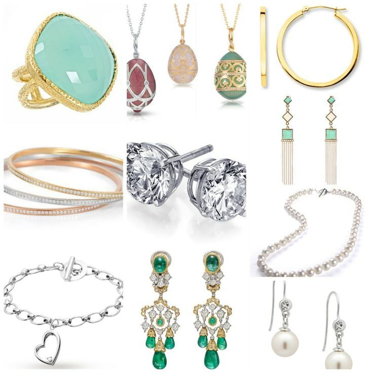 """10 Jewels every woman should own to create a capsule jewellery collection. """"a capsule wardrobe is a collection of a few essential items of clothing that will not go out of fashion"""".http://www.julify.com/"""