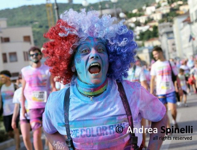 The Color Run 2015 Trieste