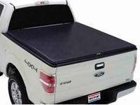 Lo-Profile Roll Up Bed Cover For Chevrolet ~ Colorado ~ 2004-2010 ~ Black ~ Crew Cab 5ft Bed