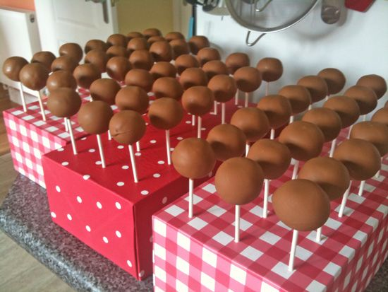 Homemade Cake Pop Stand | Sweets Archives - Sugarbird's Sweet Nothings