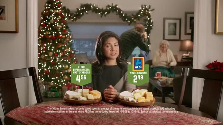 Aldi #ILikeALDI - Assorted Cheese TV Commercial ad advert 2016  ALDI TV Commercial • ALDI advertsiment • #ILikeALDI - Assorted Cheese • ALDI #ILikeALDI - Assorted Cheese TV commercial • Here's a pretty picture: gourmet cheese for a fraction of the price. Which ALDI brands do you choose over the national brands to help capture the holiday season? Tell us using #ILikeALDI!  #Aldi #Homemade #HotDog #Toppings #Break #ketchup #friend #EmilyCaruso #JellyToast #AbanCommercials
