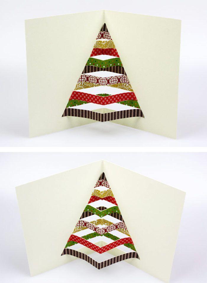 25 besten Weihnachtskarten Bilder auf Pinterest | Weihnachtskarten ...