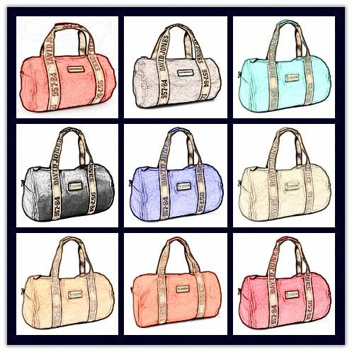 Collection Sac Week End David Jones