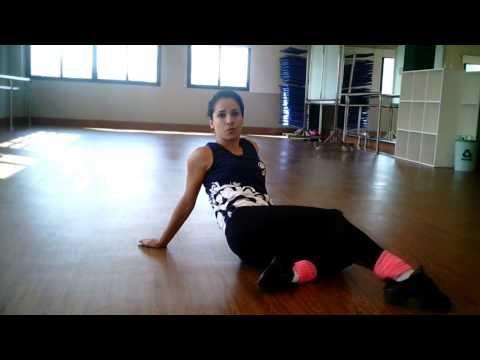 Dança contemporanea - Sequencia de passos SIMPLES! - YouTube