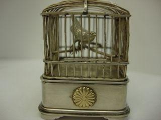 鳥籠型ボンボニエール