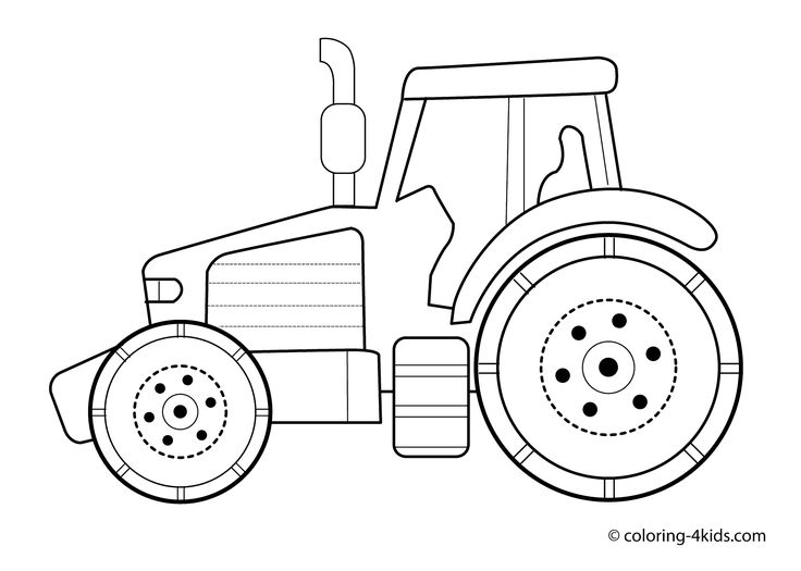 25 unique Tractor coloring pages ideas on Pinterest Tractors