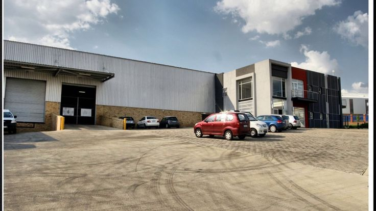 Prime Industrial Property To Let   BLDG 12