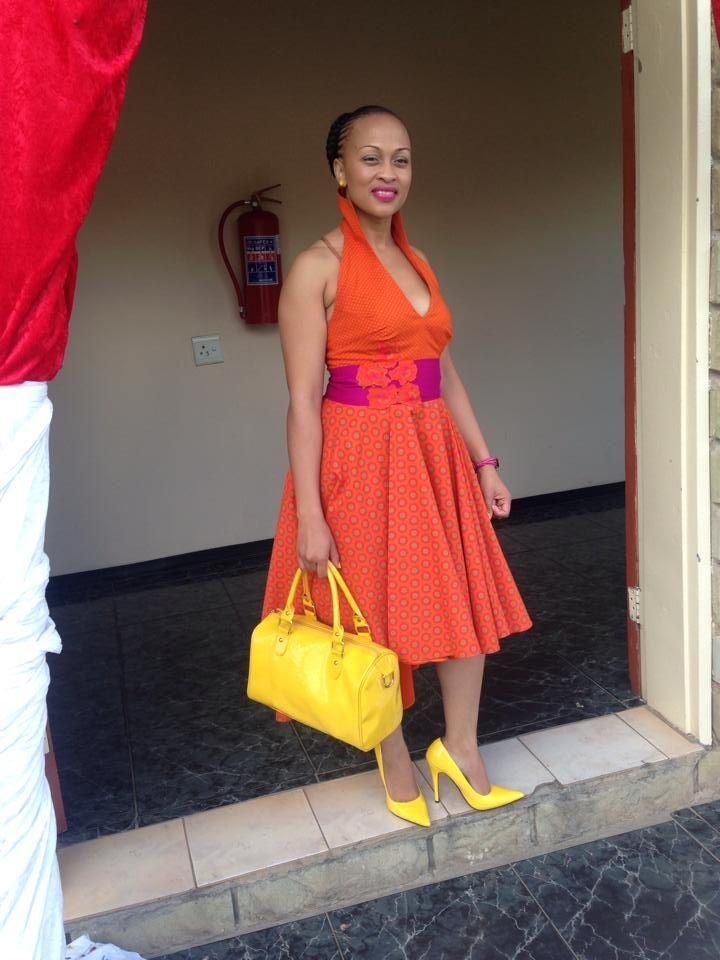yellow n orange shoeshoe
