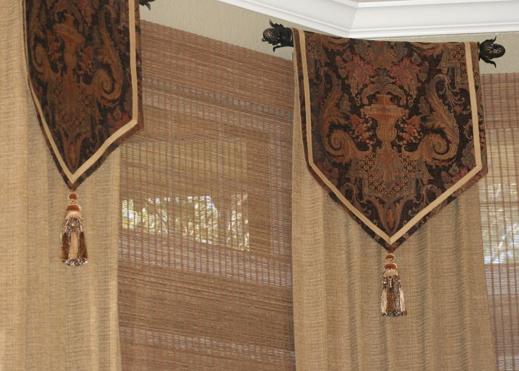 624 Best images about Window Treatments - Cornices, valances ...