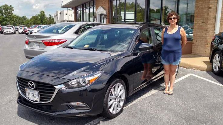 Thank you and congratulations Kim Rowland on the purchase of your 2017 Mazda 3 from Steve Price at Duncan Ford Lincoln Mazda in Blacksburg Virginia. #DuncanFLM