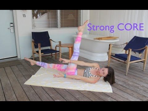 ▶ Strong Strala Core Routine - YouTube