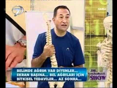 Dr. Feridun Kunak Show 7 Eylül B1 (Bel Fıtığına Ameliyatsız Yapılabilecek Müdahaleler) - YouTube