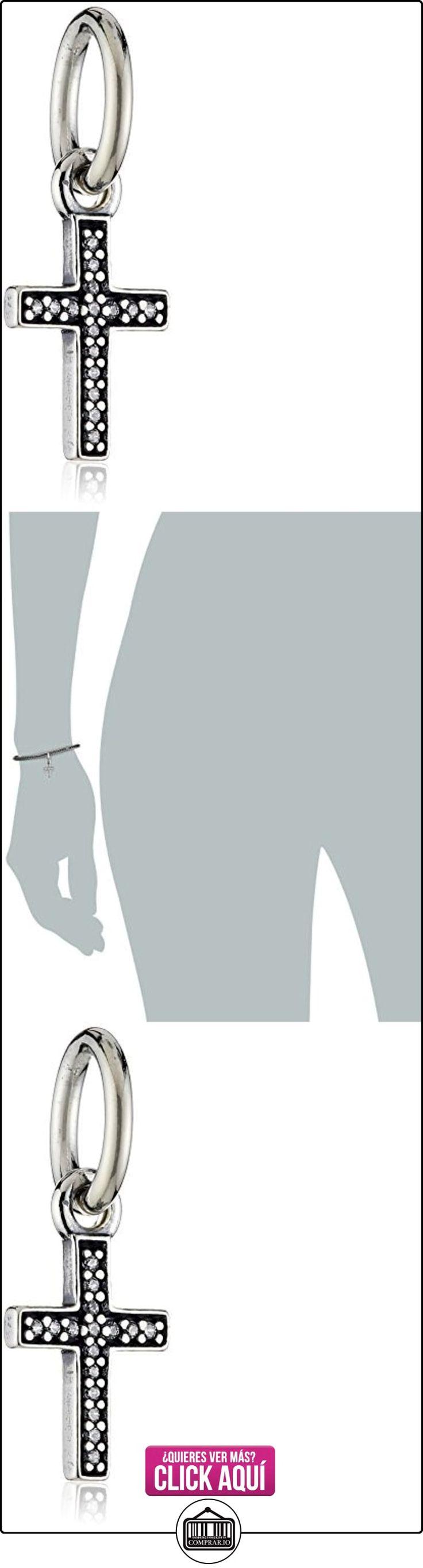 Pandora 791310CZ - Abalorio de plata de ley con circonita  ✿ Joyas para mujer - Las mejores ofertas ✿ ▬► Ver oferta: http://comprar.io/goto/B00IYMUN8K