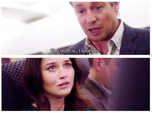The Mentalist Season 6 Finale Recap Jane Tells Lisbon I Love