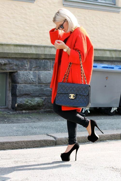 Coat + Chanel