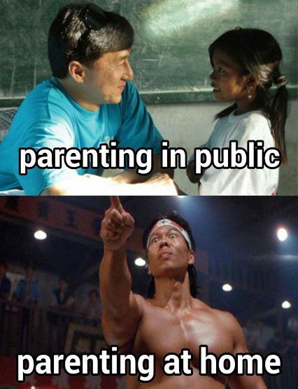 Double Aspect Parents | Funny Pictures, Quotes, Pics, Photos, Images