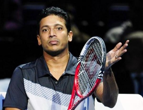 Happy birthday Mahesh Bhupathi! The Indian doubles star turns 39 today. Hope you have a great one, Mahesh!!!