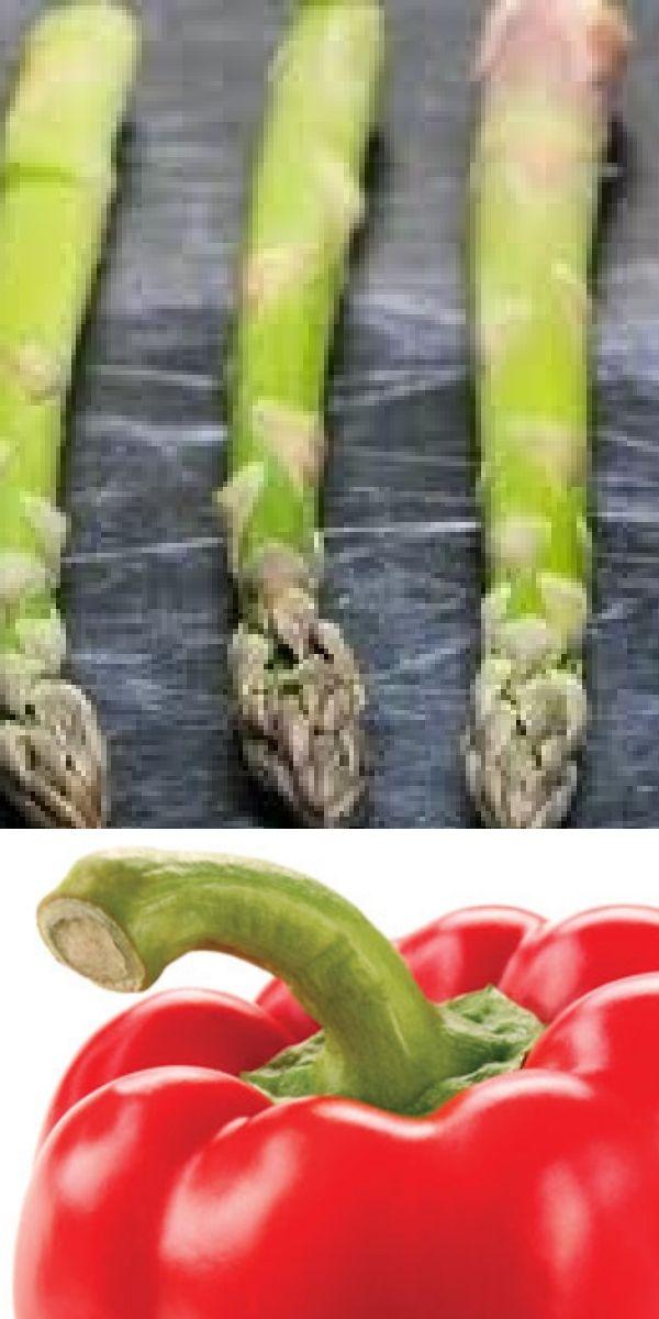 6 vegetales para adelgazar y estar saludable #health #salud #vegetales #bajardepeso #primavera