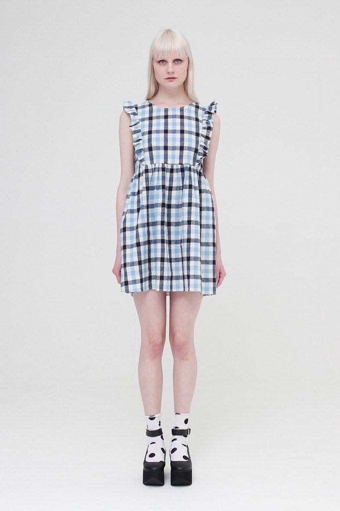 The white pepper smock dress pattern