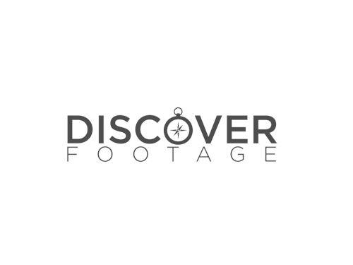 Discover Footage Logo Reveal [gif] by Roman Scherbyna