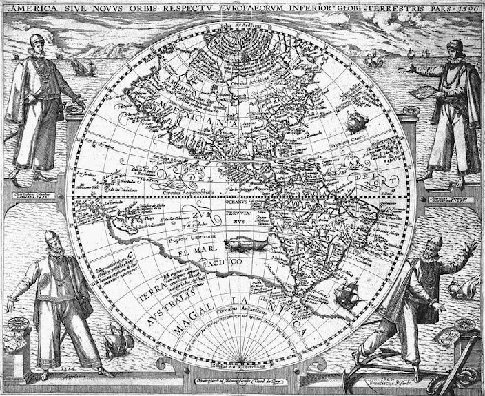 46 best maps images on pinterest maps vintage maps and world maps old maps expeditions and explorations gumiabroncs Images