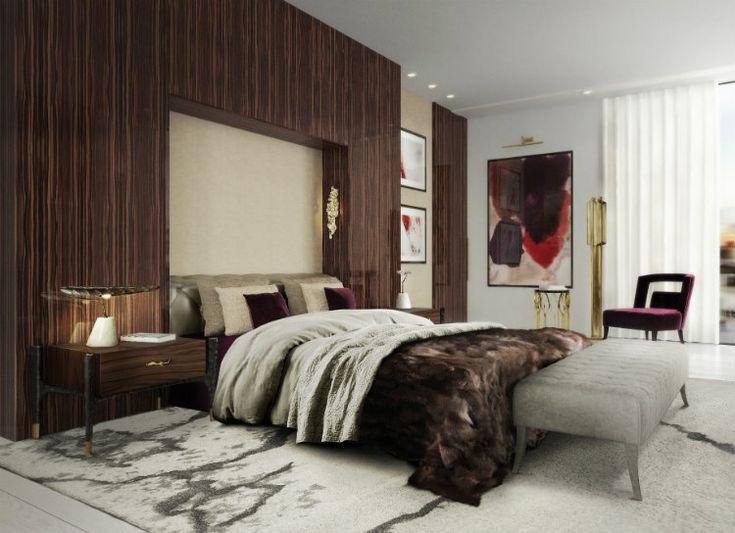 AMAZING LUXURY HOTEL BEDROOMS TO INSPIRE YOUR BEDROOM PROJECT   Luxury Hotel Bedrooms   Home Inspiration Idea   Interior Design   #luxurybedrooms #hotelinteriordesign #modernbedrooms   Get more informations @ http://homeinspirationideas.net/room-inspiration-ideas/amazing-luxury-hotel-bedrooms-inspire-bedroom-project