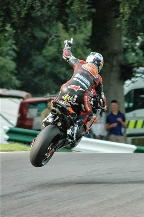 Best race known to mankind. Isle of man TT. By far the most dangerous race around 100 years and over 240 rider deaths.