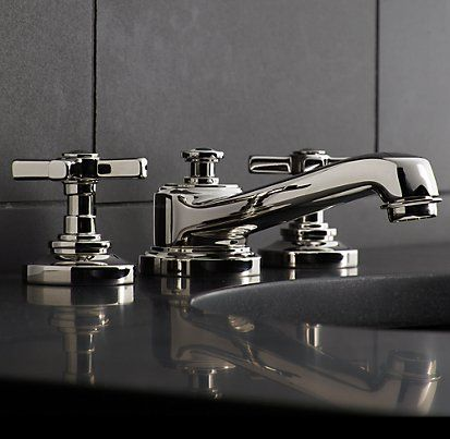 Bathroom Fixtures Restoration Hardware 305 best faucets - bathroom images on pinterest | faucets, basins