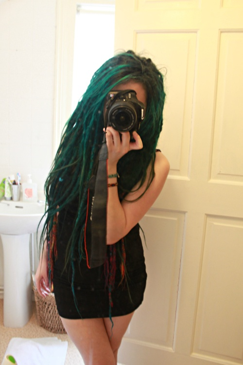 Forever love this girls dreads