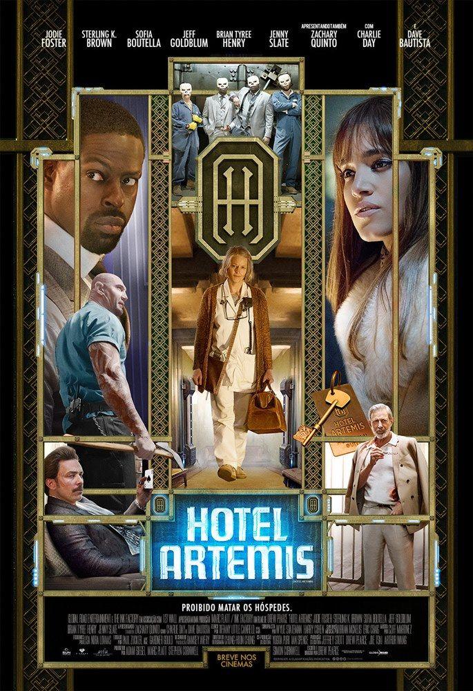 Hotel Artemis Filme Assistir Online Em Portugues Artemis Hotel