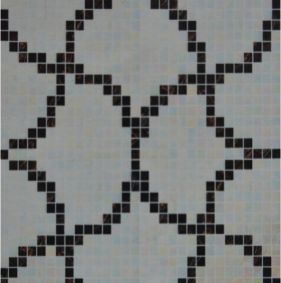 MOSAICOS PUZZLE: MURAL HK PEARL - ST035 33x33 cm Caja: 100 piezas
