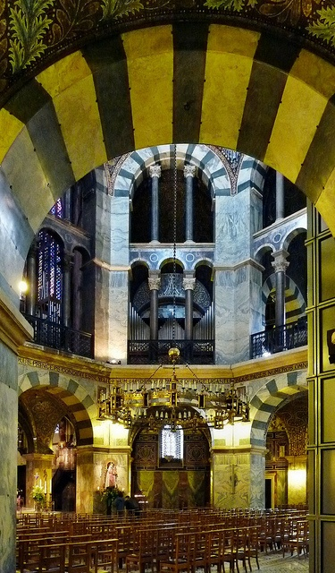 Aachen Cathedral Aachen, Germany , 792 to 805 UNESCO WORLD HERİTAGE LİST