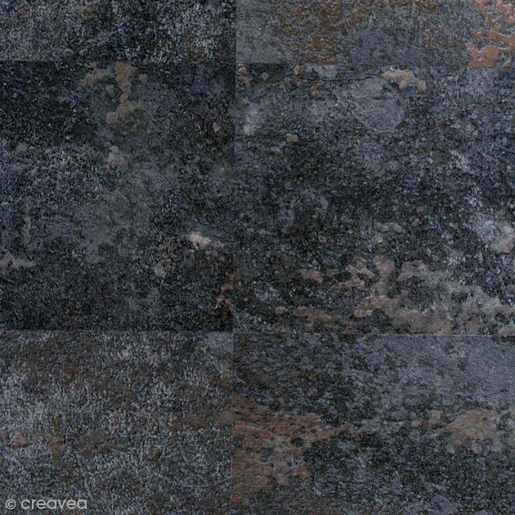 Adhésif Venilia Industriel - Rouille bleu - 150 x 45 cm