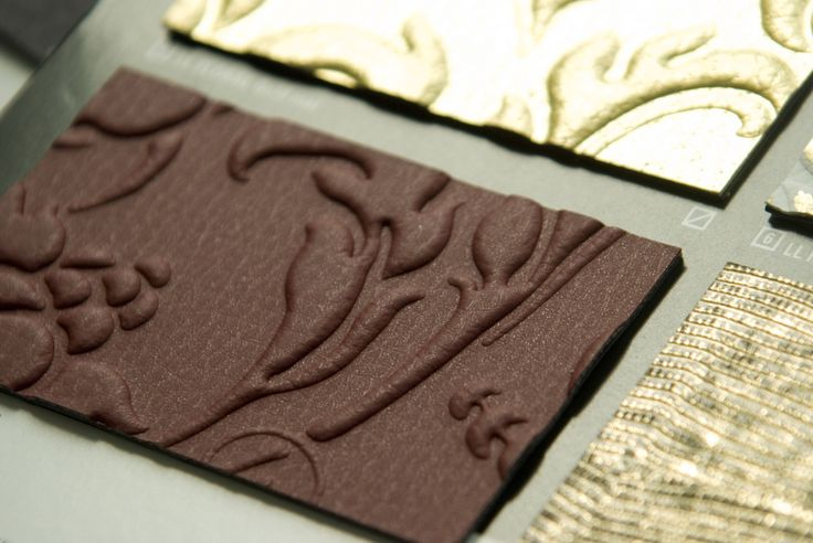 Sibu Design GmbH - Material - Floral Crocodile Leather Laminate